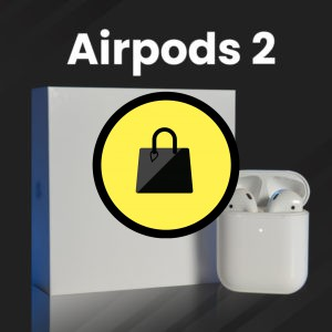 Apple AirPods 2 (Master Copy) 100% Feels like Original