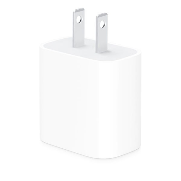 iPhone Original Fast Charger 18W USB-C Power Adapter