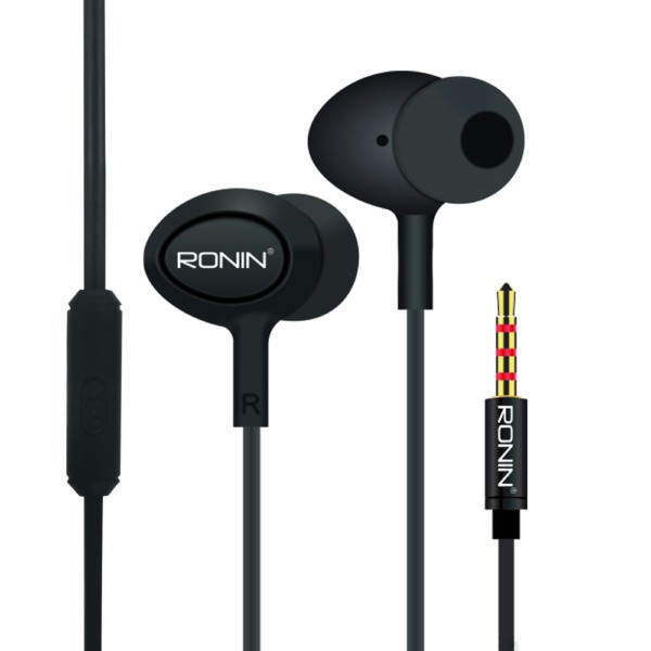Ronin R-9 Crystal clear sound Earphone