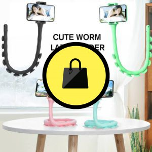 Multi functional Lazy Mobile Phone Holder Bracket Octopus Tripod