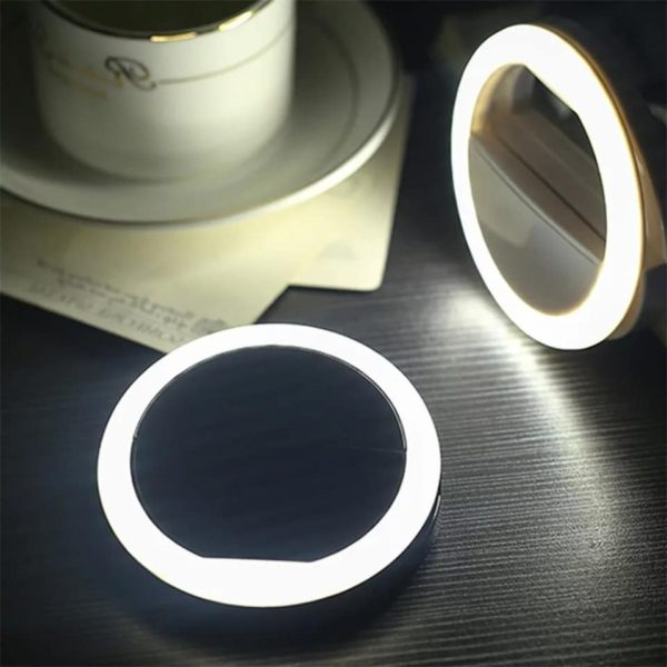 Selfie Ring Light LED Chargeable (Improved)
