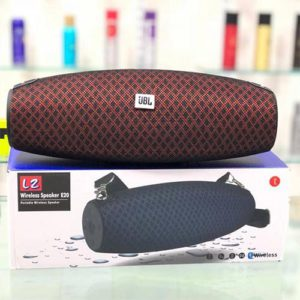 L2 E20 Portable Outdoor Wireless Bluetooth Speaker