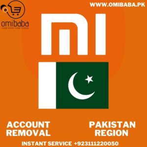 MI Account Removal (PAKISTAN) Online Service